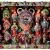 Le grand chef avec les six totems