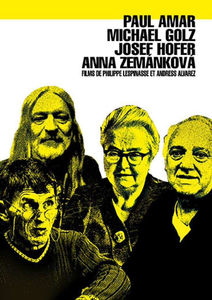 DVD amar-golz-zemankova-hofer