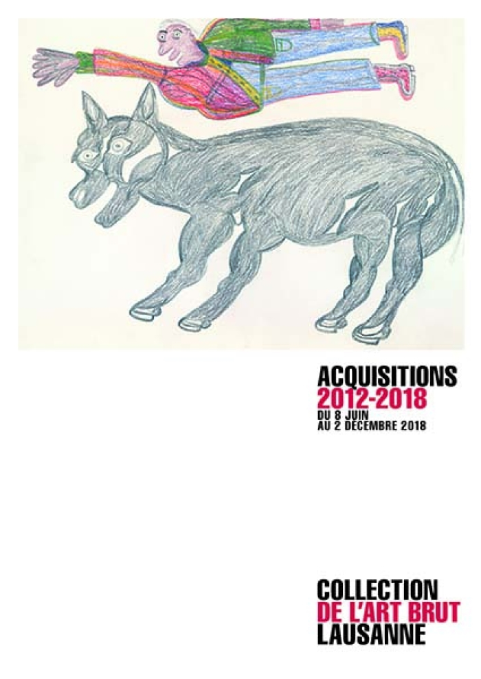 affiche acquisitions 2012-2018