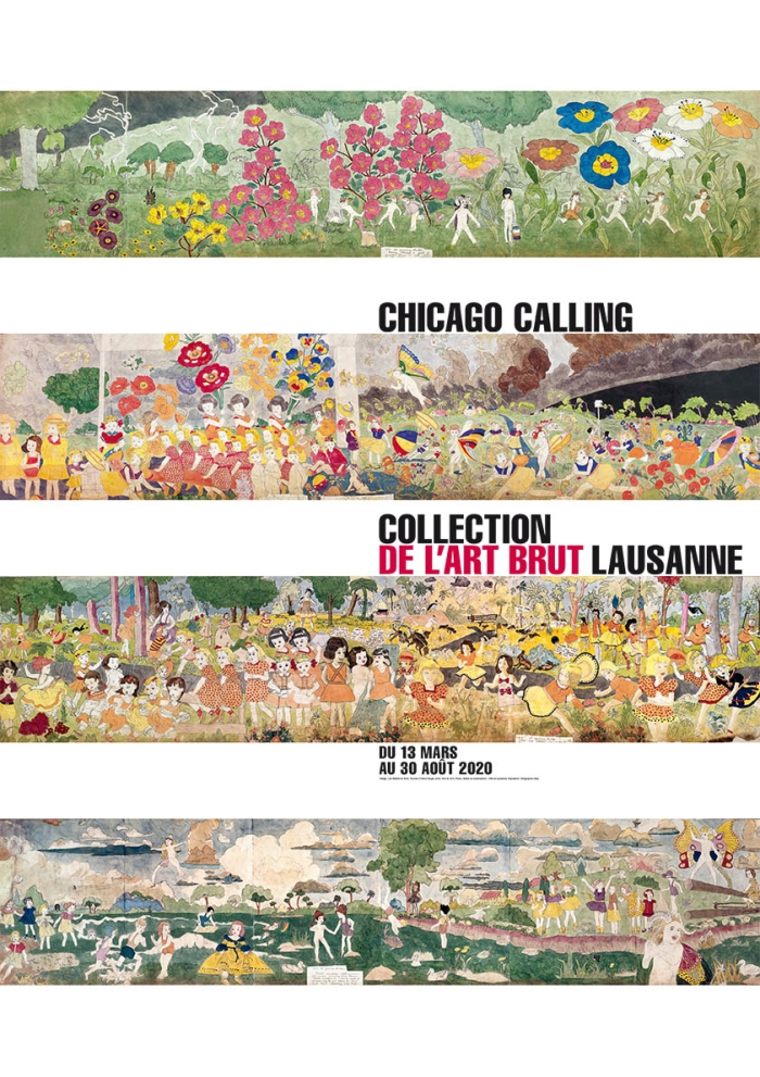 affiche Chicago calling