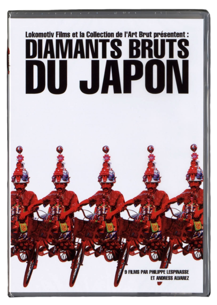 Diamants bruts du Japon
