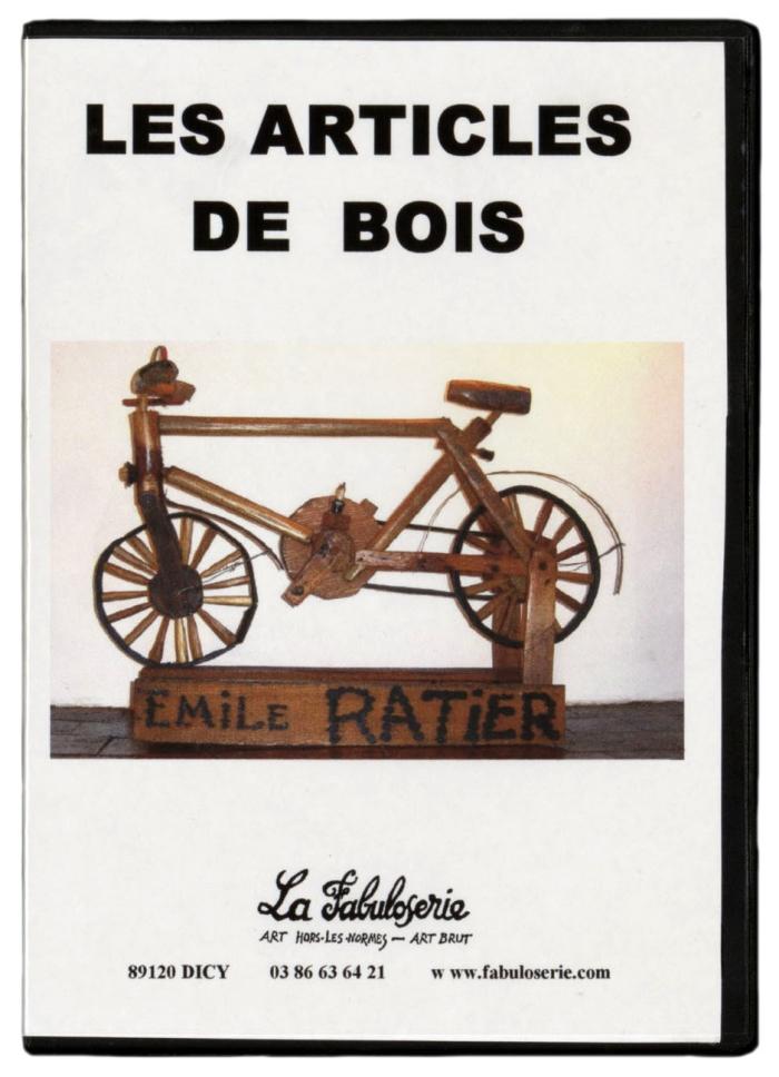 Les Articles de bois d'Émile Ratier