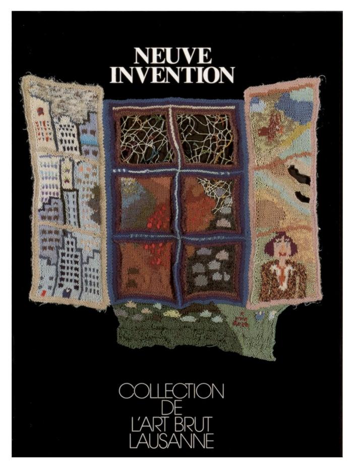 Neuve Invention : collection d'œuvres apparentées à l'Art Brut