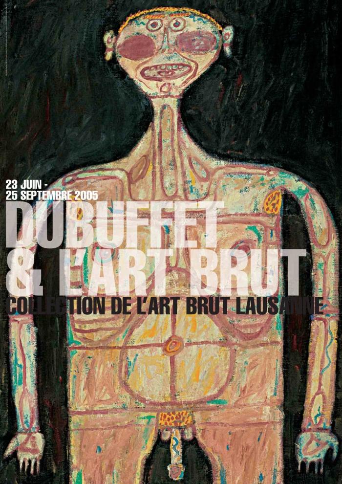 Dubuffet et l'Art Brut