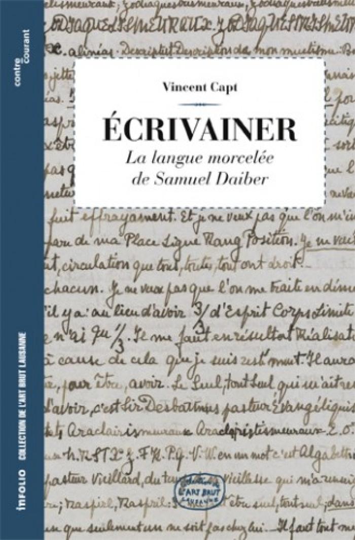 ÉCRIVAINER. La langue morcelée de Samuel Daiber