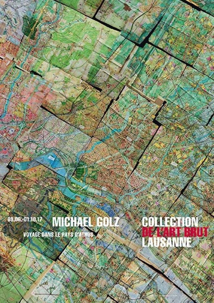 Michael Golz - Voyage dans le pays d'Athos