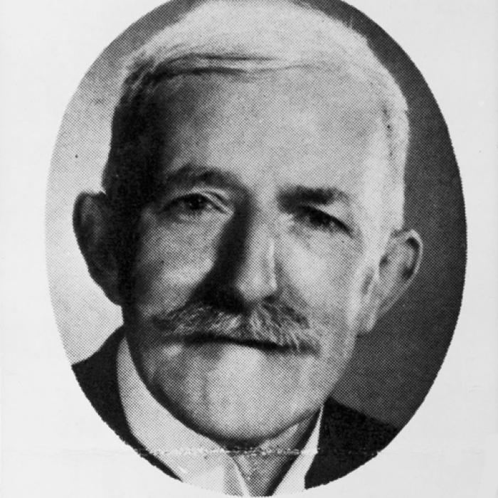 Portrait de Fleury-Joseph Crépin