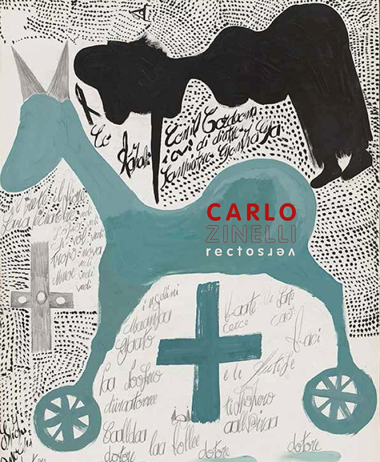 catalogue carlo zinelli, recto verso