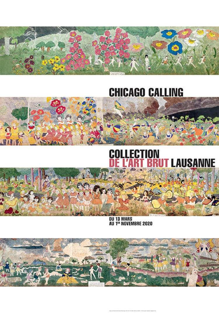 affiche chicago calling new