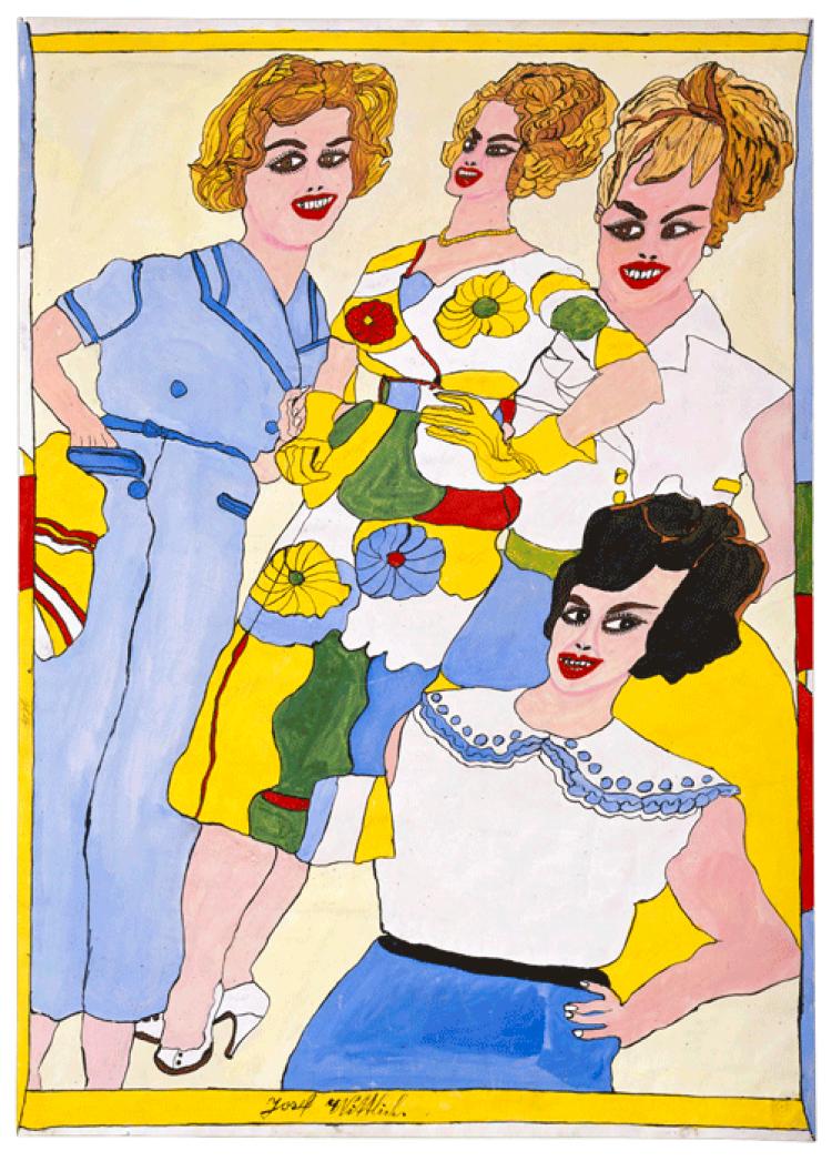 4 Frauen