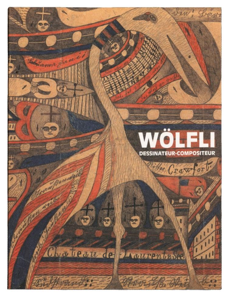 Wölfli dessinateur-compositeur