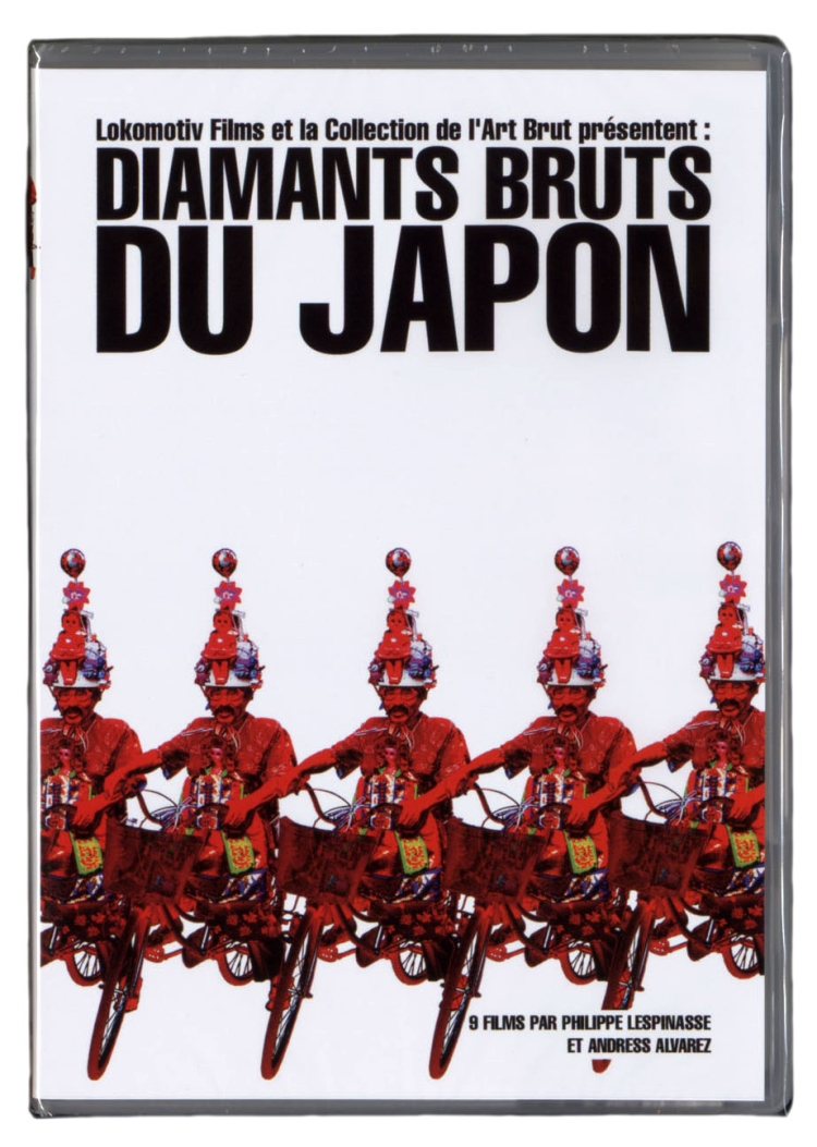 Diamants bruts du Japon (Diamonds in-the-rough from Japan)