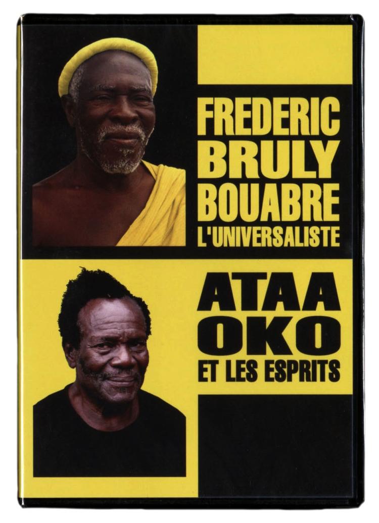 Ataa Oko et Frédéric Bruly Bouabré