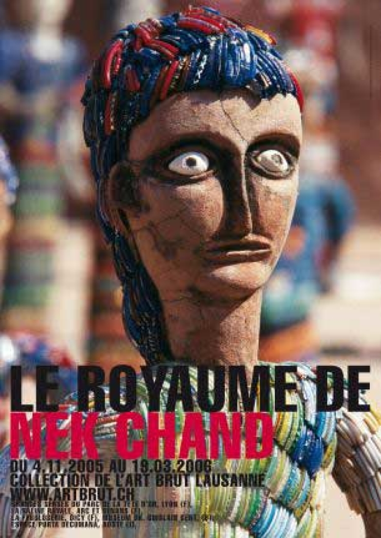 Le Royaume de Nek Chand